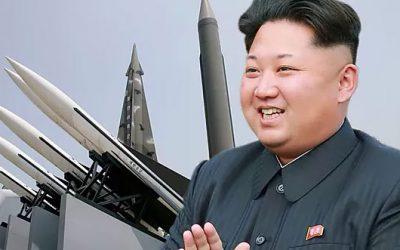 North Korea, the Tube…and me…